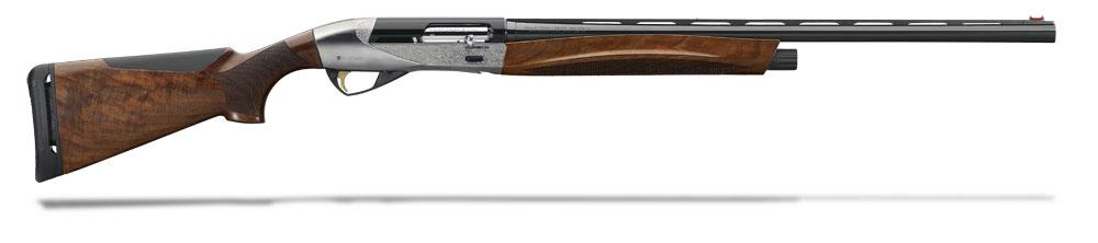 Benelli ETHOS Field 12GA Engraved Nickel Shotgun 10461