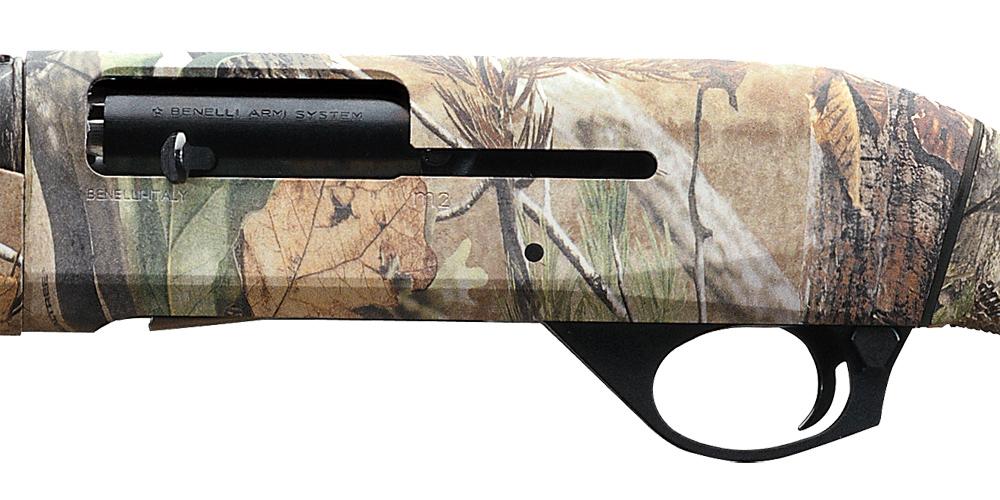 Benelli M2 Field 12GA Realtree APG Left Hand Shotgun 11127