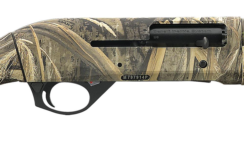 Benelli M2 Field 12GA Max-5 Shotgun 11101M
