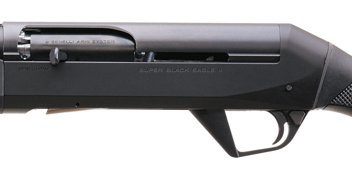 Benelli Super Black Eagle II 12GA LH Black Shotgun 10066
