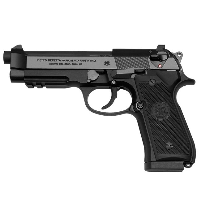 Beretta 92A1 9mm Pistol J9A9F10