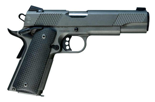 Christensen Arms Government Lite 5in-Classic .45 ACP Pistol