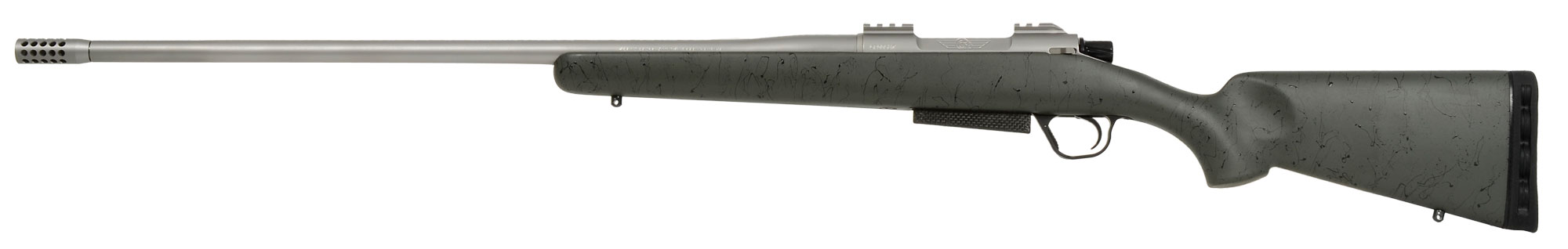 Christensen Arms Classic Steel 7 Rem Mag Green Rifle