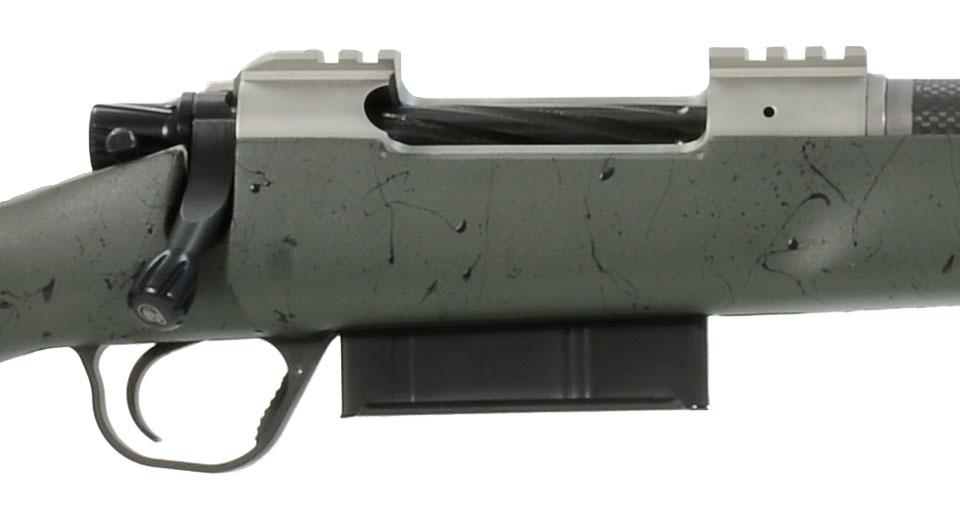 Christensen Arms Summit CF 338 Lapua CIP mag TH Green Stock