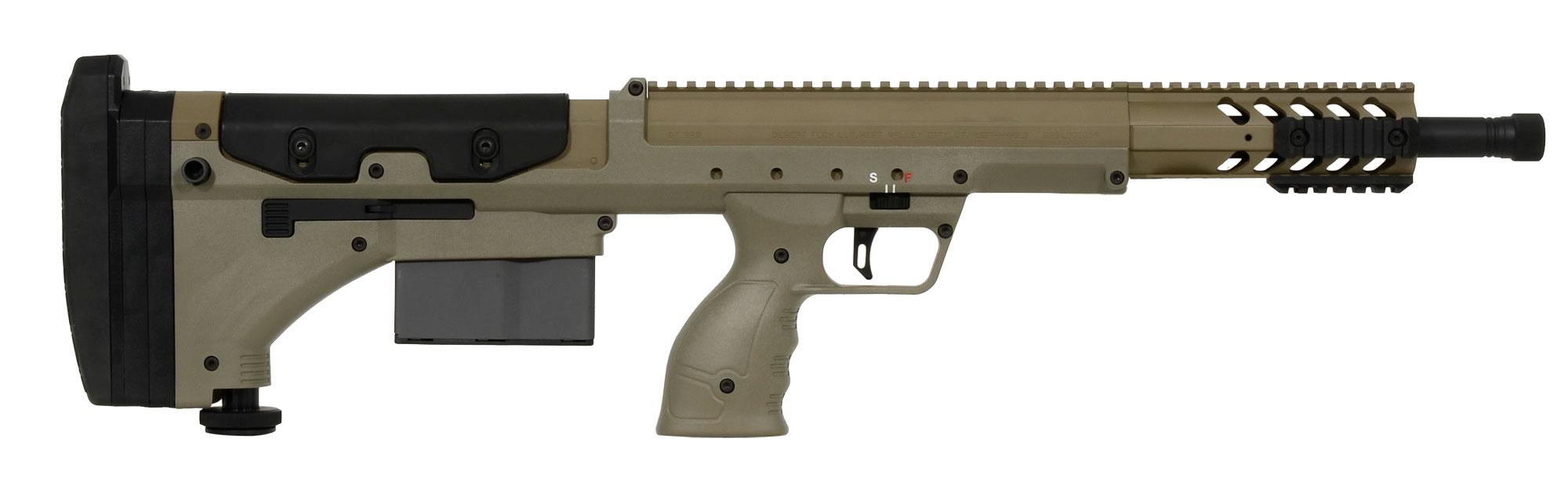 Desert Tech SRS A1 Covert 300 Win Mag LH FDE DT-SRS.CFFMBBL