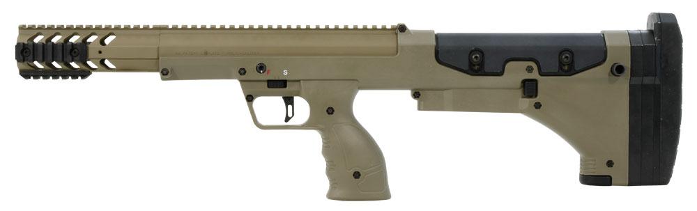 Desert Tech Covert A1 FDE-FDE Rifle Chassis