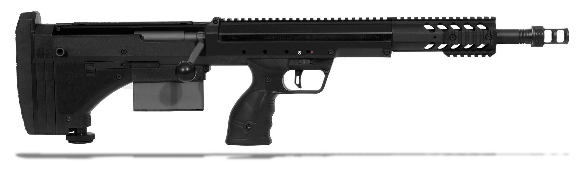 Desert Tech SRS A1 Covert .338 Lapua Black DT-SRS.CBBMGBR