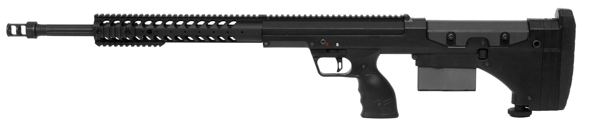 Desert Tech SRS A1 338 Lapua Black DT-SRS.SBBMGDR