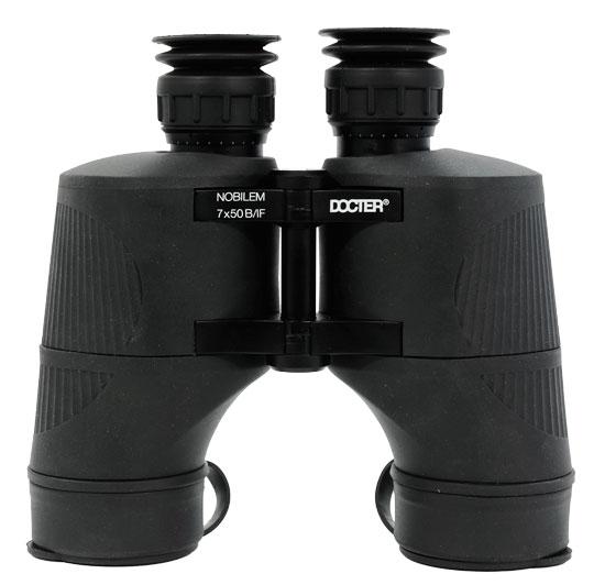 Docter Optic Nobilem 7x50 Binocular Anthracite with graticule