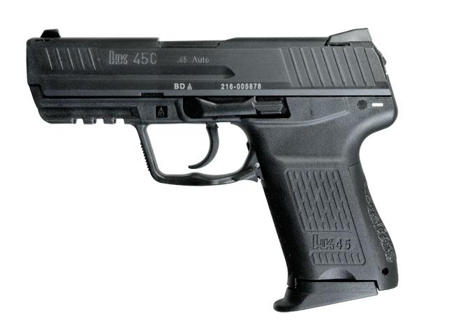 HK45 Compact V7 LEM 45 ACP Pistol 234013NH