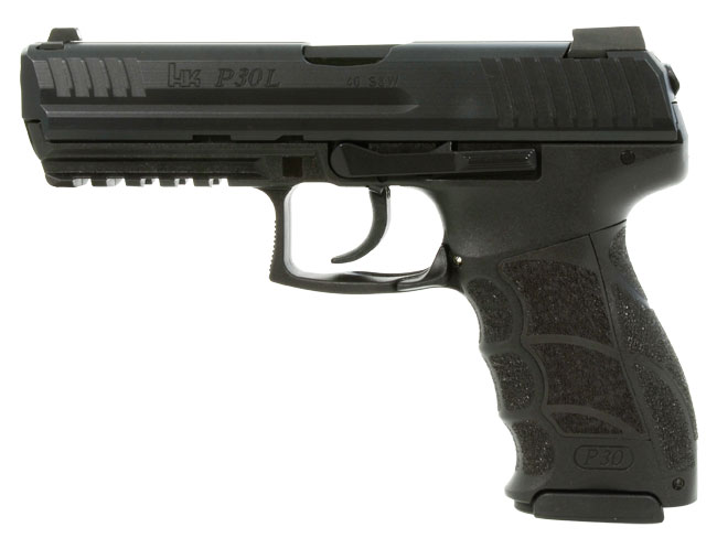 HK P30L V2 Officer .40 S&W Pistol 734002LLE-A5