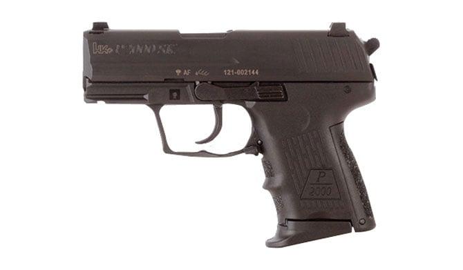 HK P2000SK V3 .40 S&W Pistol 233930