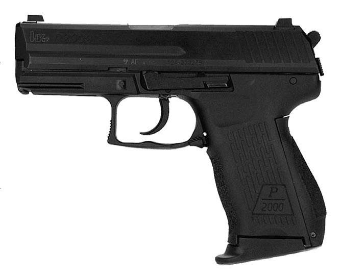 HK P2000 V3 .40 S&W Pistol 233918
