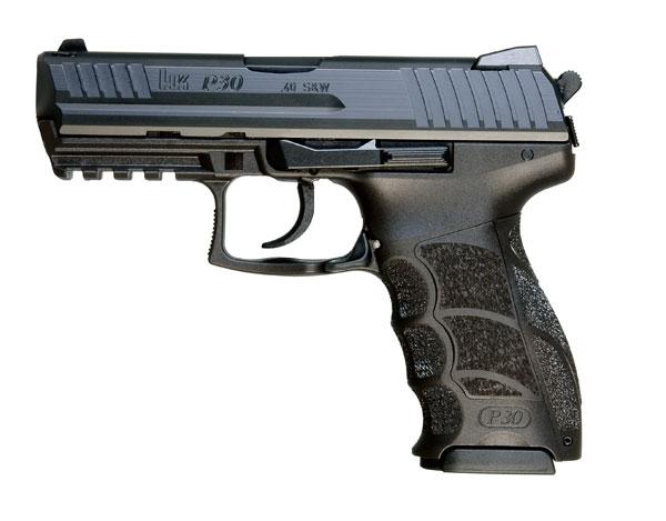 HK P30 V3 .40 S&W Pistol 229934