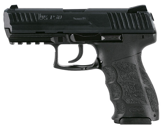 HK P30 V3 Officer 9mm Pistol 730903LE-A5