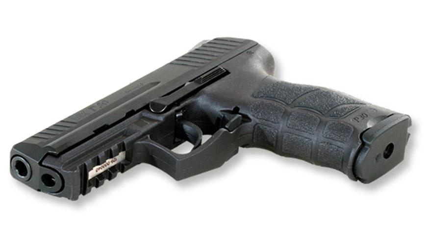 HK P30 V3 9mm Pistol 227547
