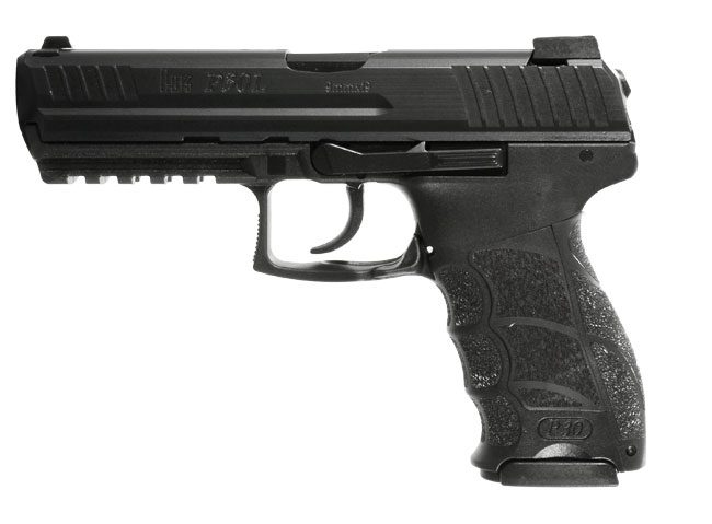 Heckler Koch P30L V1 Officer 9mm Pistol 730901LLE-A5