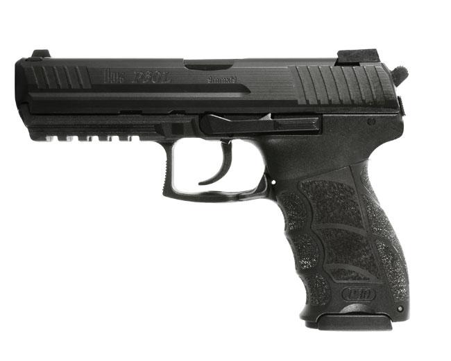 HK P30L V3 Officer 9mm Pistol 730903LLE-A5