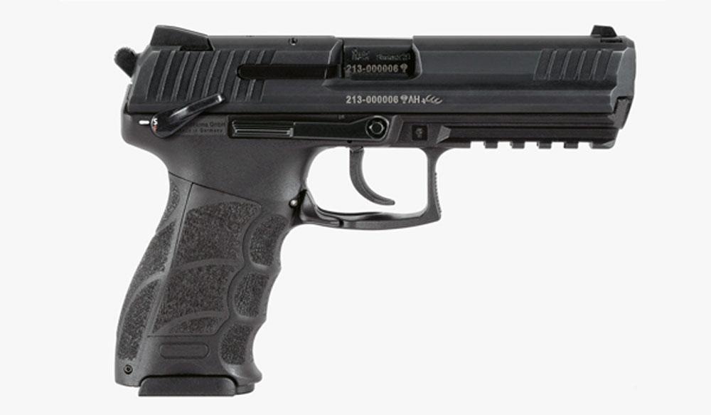HK P30L V3S .40 S&W Pistol 730903L