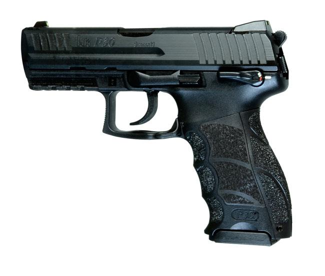 Heckler Koch P30S V3 9mm Pistol 730903S-A5