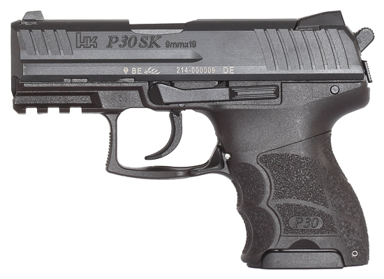 HK P30SK V3 9mm 3 Mags & Sights 730903KLE-A5