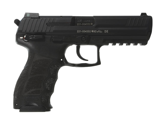 HK P30LS Long Slide V3 Officer .40 S&W Pistol 734003LSLE-A5