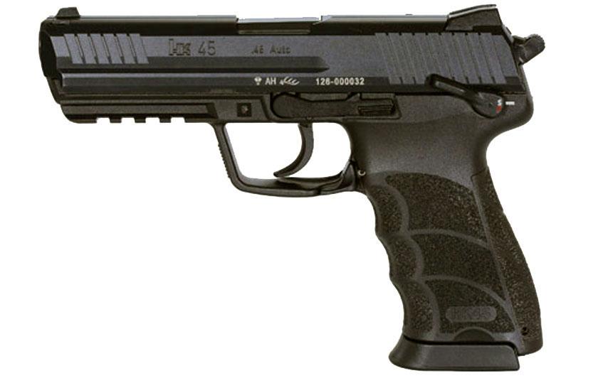 HK45 US V1 45 ACP Pistol 234659NH