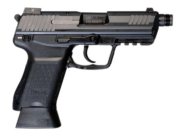 HK45CT US V3 45 ACP Pistol 234131NH