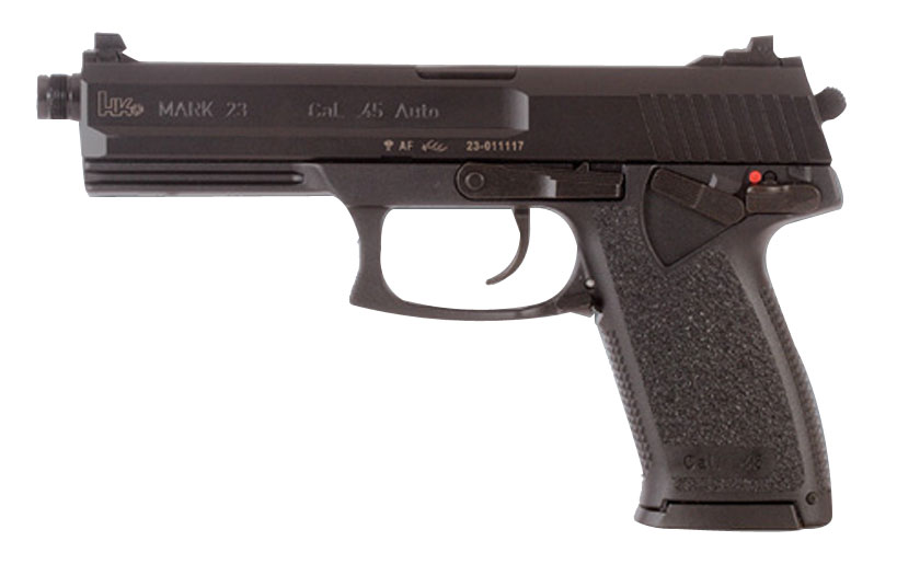 Heckler Koch Mark 23 .45 ACP Pistol HK-M723001