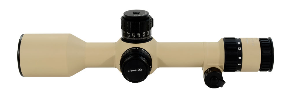 Hensoldt ZF 3.5-26x56 Sand Riflescope