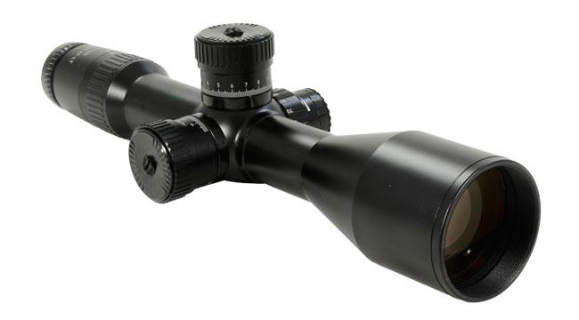 Hensoldt ZF 4-16x56 FF LT CCW Mil Riflescope
