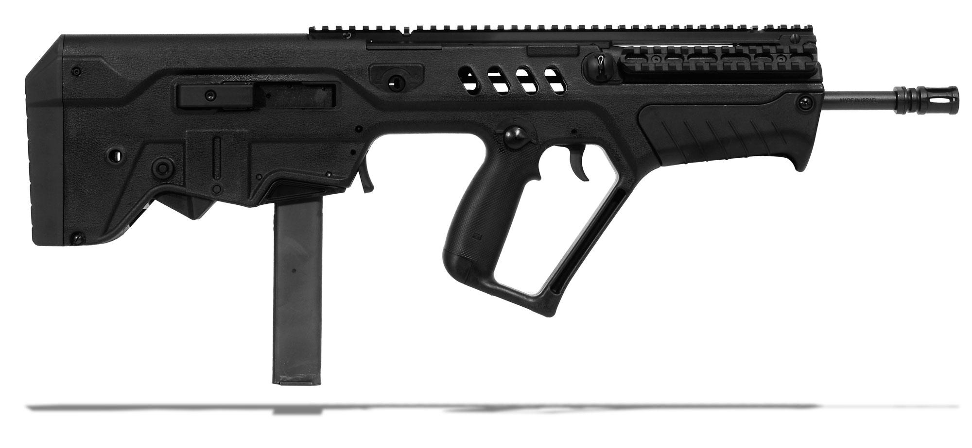 IWI Tavor Sar 9mm Black Flattop Rifle TSB17-9
