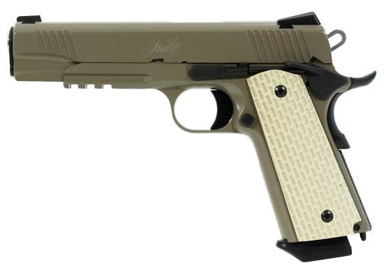 Kimber 1911 Desert Warrior .45 ACP Pistol 3000126