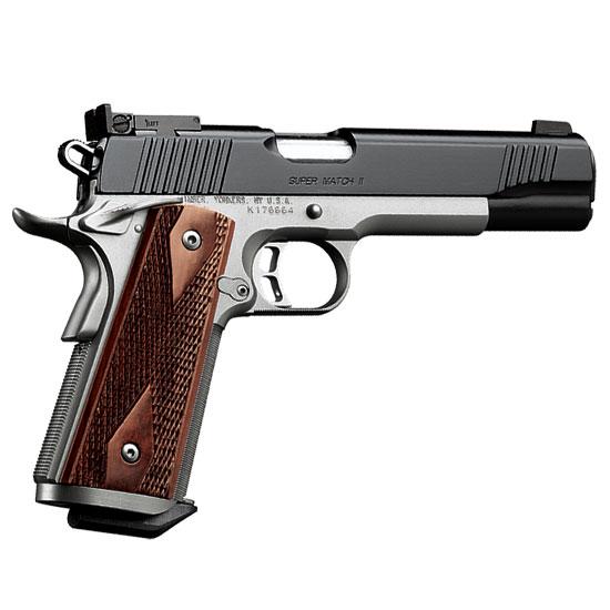 Kimber 1911 Super Match II .45 ACP Pistol 3200014