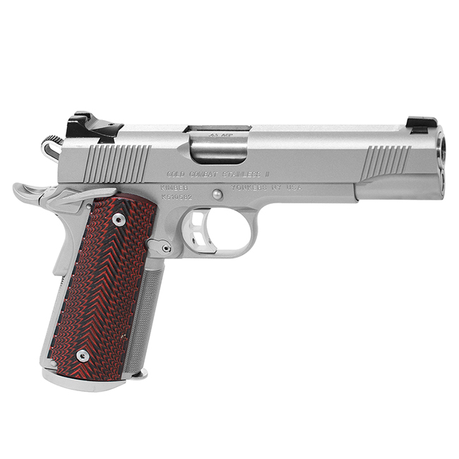 Kimber 1911 Gold Combat Stainless II .45 ACP Pistol 3200185
