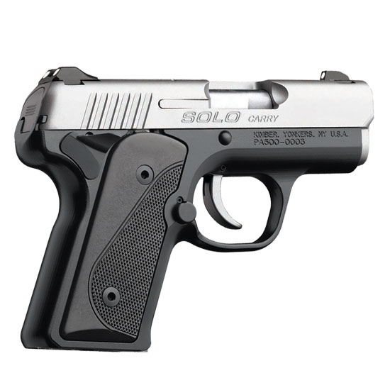 Kimber Solo Carry 9mm Pistol 3900001