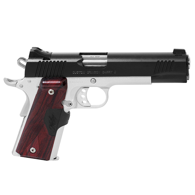 Kimber 1911 Custom Crimson Carry II .45 ACP Pistol 3200288