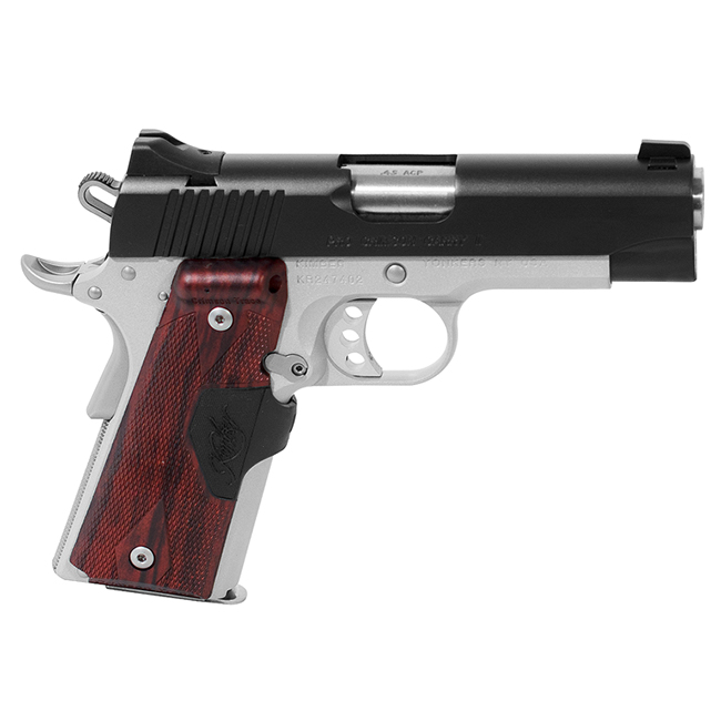 Kimber 1911 Pro Crimson Carry II .45 ACP Pistol 3200190