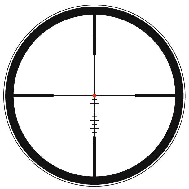 Leica ERi 2.5-10x42 Ballistic Riflescope 55010