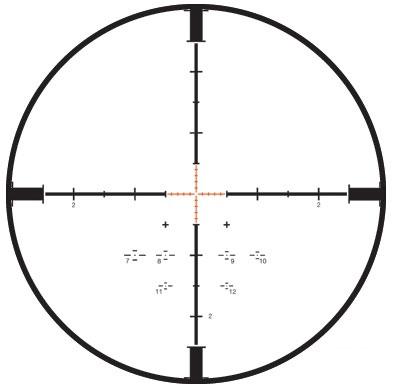 Leupold Mark 8 CQBSS 1.1-8x24 M5B1 Illum M-TM Riflescope 110121