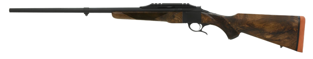 Luxus Arms Model 11 S .243 Win. Single Shot Rifle S243