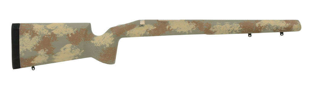 Manners T2 Remington 700 SA BDL #7 Molded Forest Stock