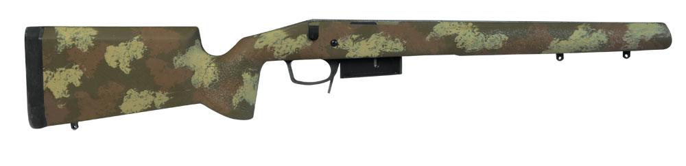 Manners T2 Remington 700 SA DBM Varmint Molded Woodland Stock
