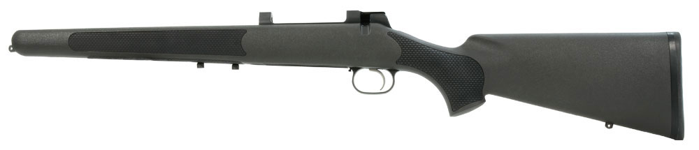 Mauser M03 Extreme LH Gray Stock Receiver
