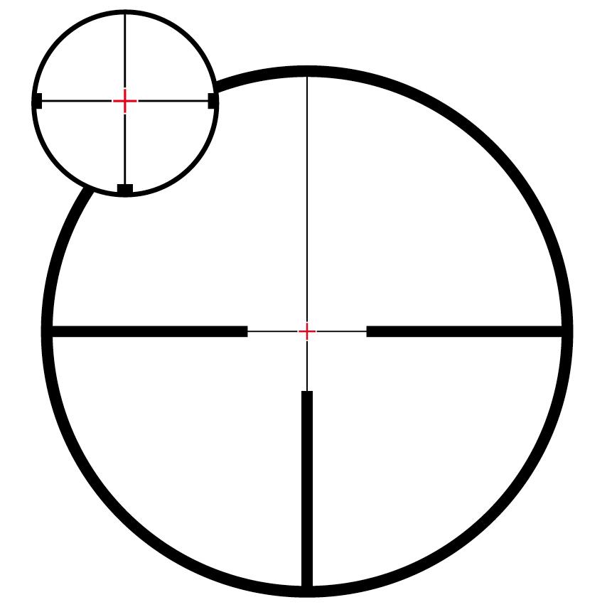 Meopta Meostar R1 3-12x56 RD 4K Riflescope 526060