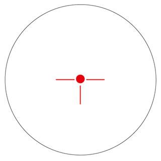 Meopta Meostar 1-4x22 RD Kdot Riflescope 706580