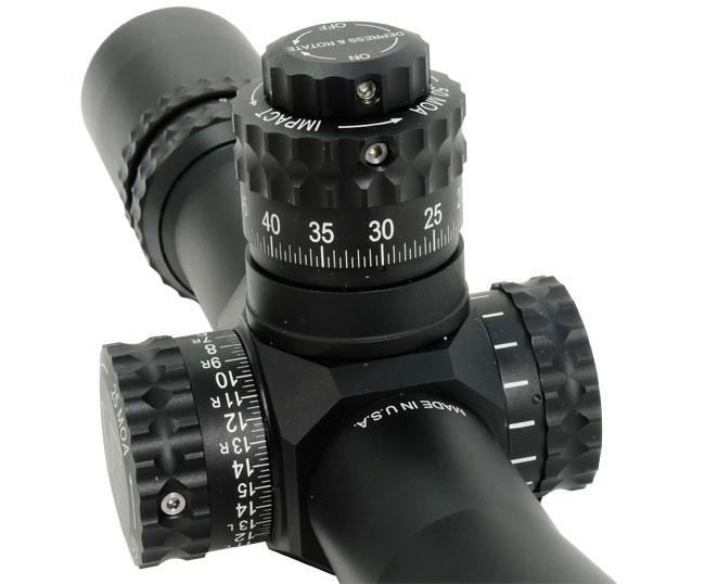 Nightforce BEAST 5-25x56 MOAR Riflescope C450