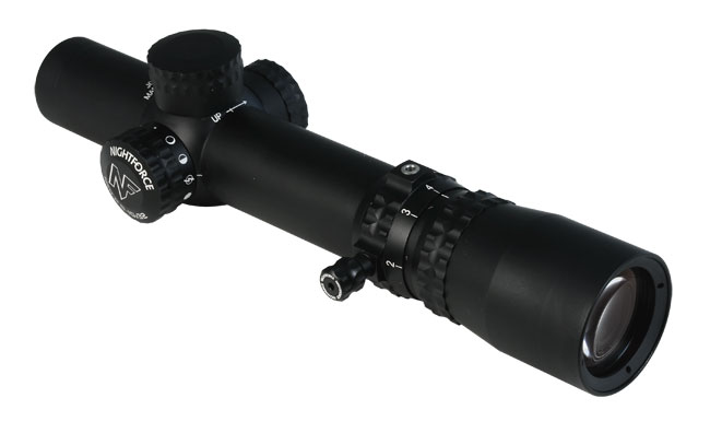 Nightforce NXS 1-4x24 IHR Riflescope C452