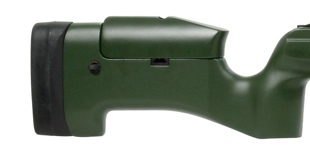 Sako TRG 42 338 Lapua Green Rifle JRSW744 - New 2013 model