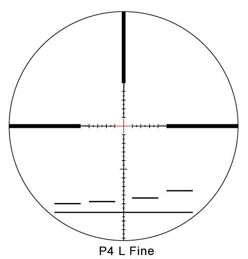 Schmidt Bender PMII 5-25x56 LT MTC P4Fine Scope 677-911-972-B2-A8